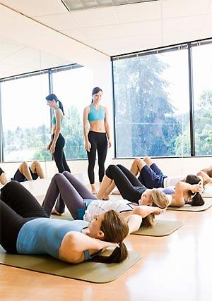 как не растеряться в фитнес-клубе