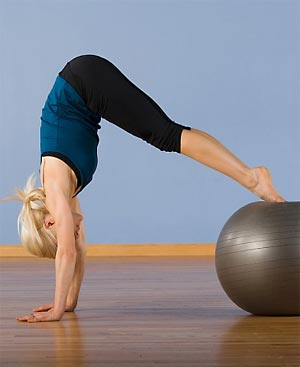 Тренировки на развитие баланса