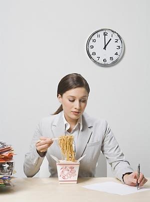 О пользе регулярного питания