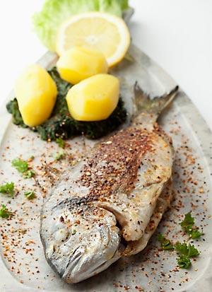 варианты приготовления рыбы