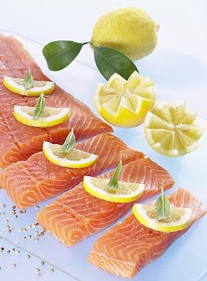 способы украсить рыбу