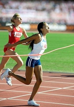 Женщины не участвовали в древнегреческих олимпийских играх