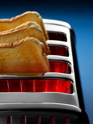 тостер для хлебцев