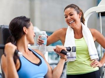 режим тренировок и питание