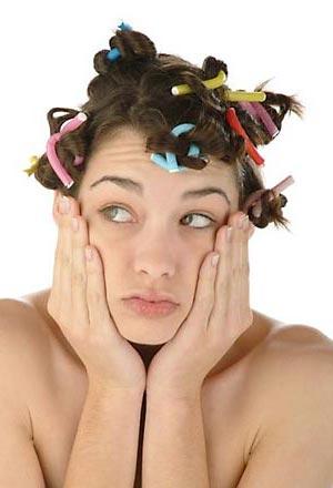 какие бывают различные проблемы с волосами у девушек