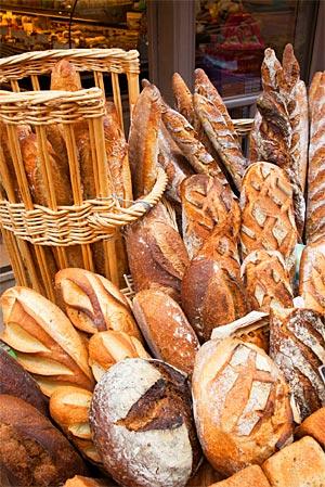 французские белые хлеба