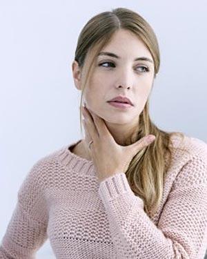 заболевания щитовидной железы - симптомы и проявления