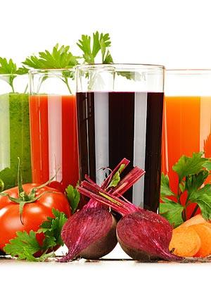 разнообразие овощных соков для здоровья