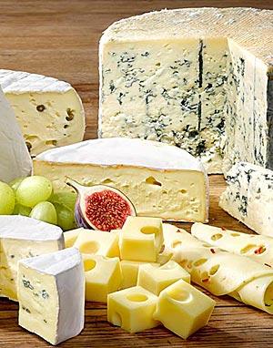 сыр с плесенью рошфор